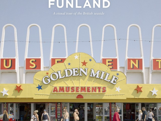 Welcome to Funland, home to the sleepy spirit of the British seaside