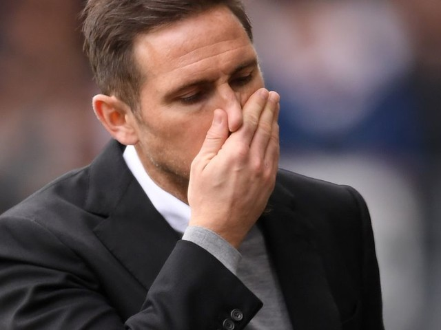 Derby launch 'last-ditch attempt' to keep Lampard — report