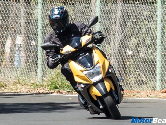TVS NTORQ 125 Test Ride Review