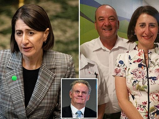 Daryl Maguire allegedly had keys to Gladys Berejiklian's home for YEARS