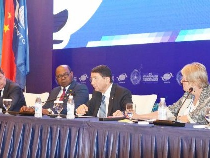 UNWTO newly-formed Disaster Recovery Working Group for the Affected States in the Caribbean.