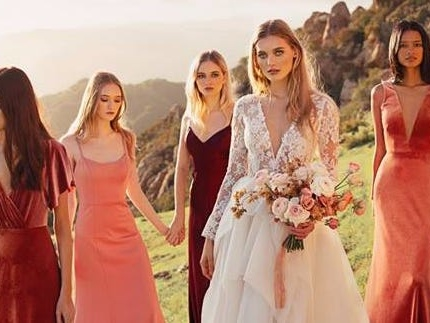 The best places to buy bridesmaid dresses online