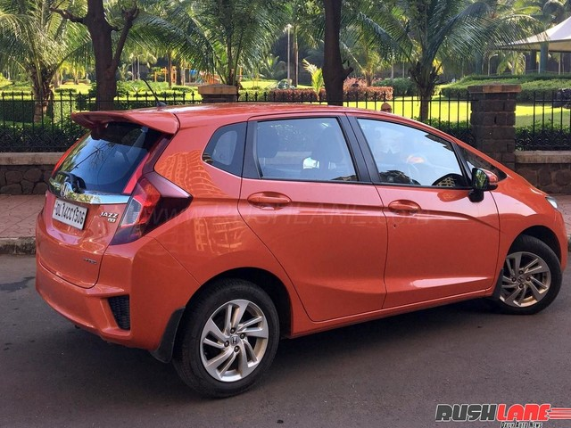 Honda Jazz VX Petrol Long Term Review – First Report