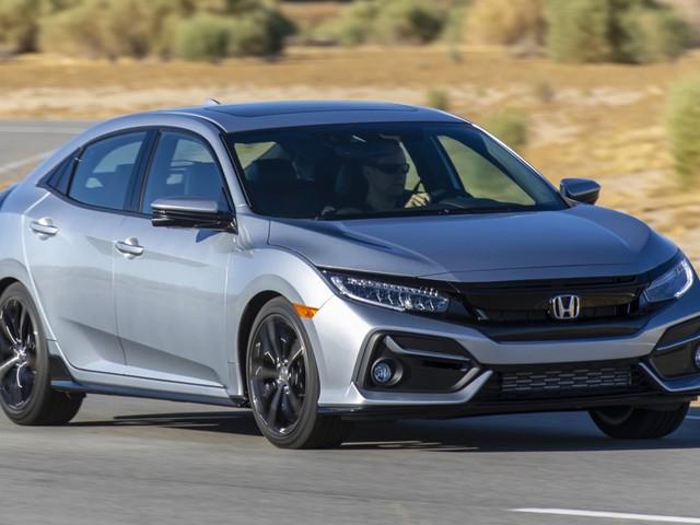 2020 Honda Civic Hatchback gets some styling updates