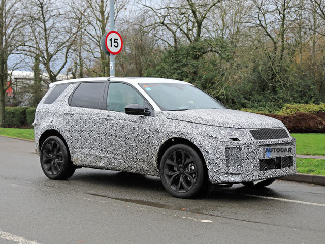 Land Rover to launch heavily revised Discovery Sport this summer