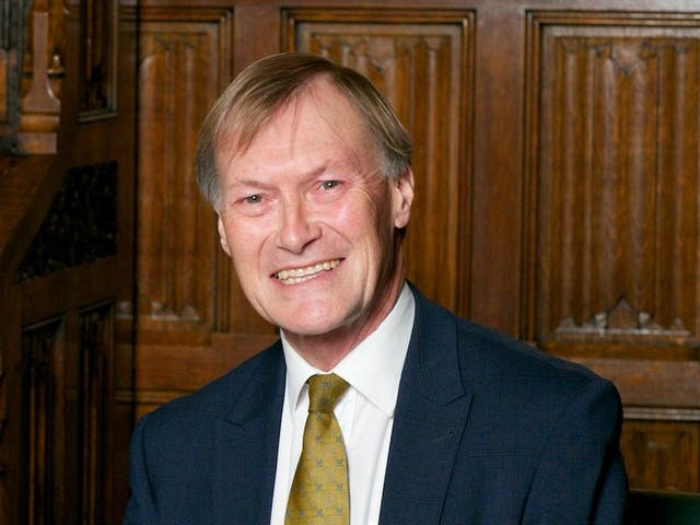 'David Amess' greatest legacy was love and pride he had being a father and husband'