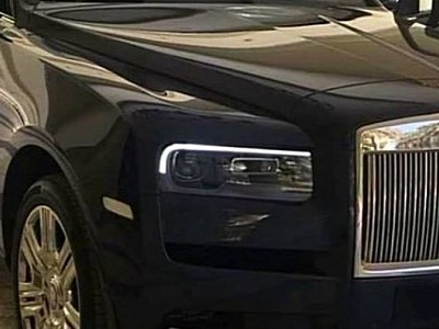 Rolls-Royce Cullinan Delivered in Kuwait, Looks Like the Black Cab