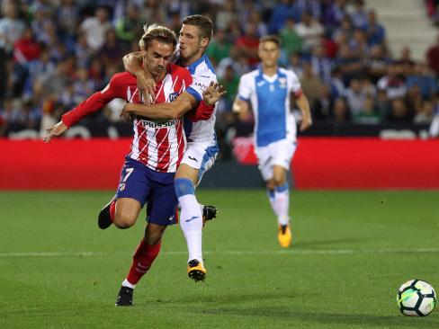 Lacklustre Atletico held in Leganes stalemate