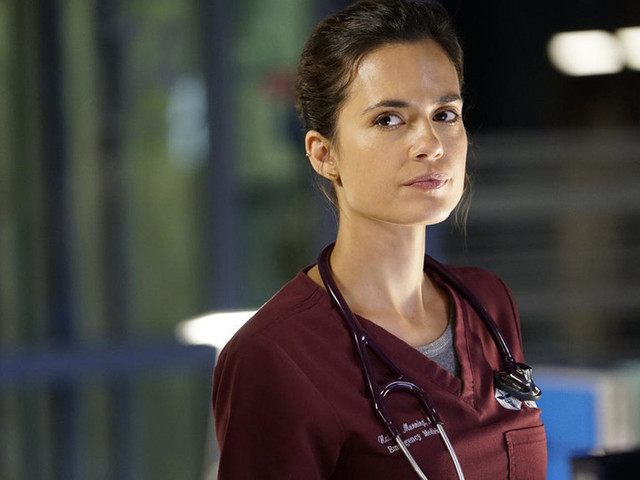Chicago Med's Torrey DeVitto Teases a Manstead Interaction Like You've Never Seen