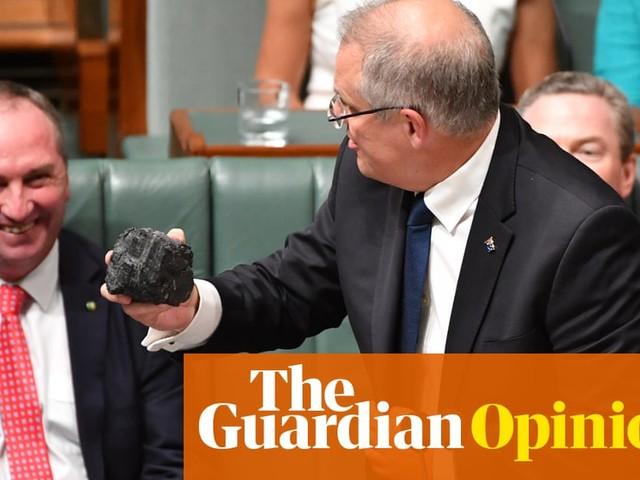 Coal, coal, coal and soaring emissions - as a Liberal, I have had enough | Oliver Yates