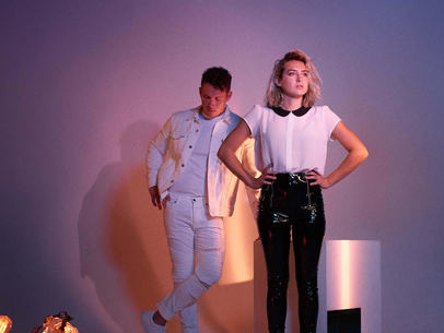 Los Angeles alt-pop duo Fever Joy release new five-track EP Reflections