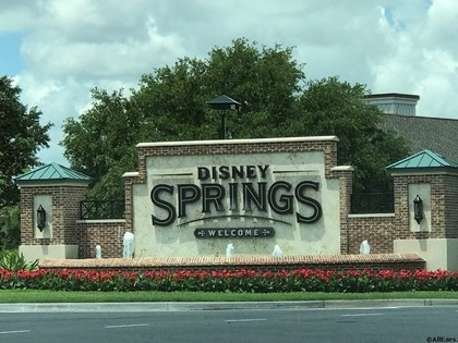 Noshing Around Disney Springs