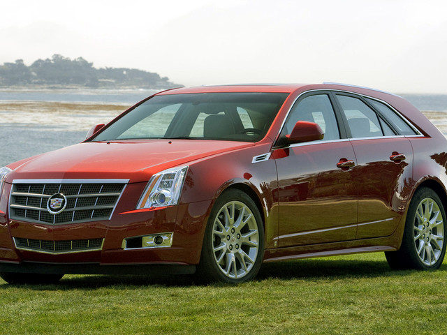 James Ruppert: Forget the Focus, why not a Cadillac or 1980s Benz?