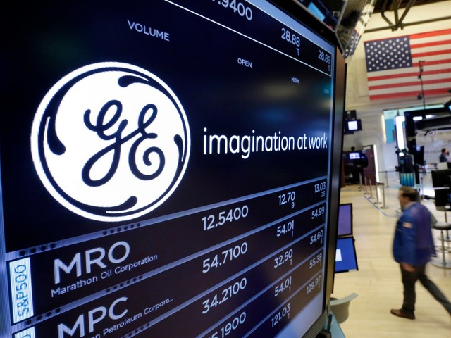 Millennial investors are snapping up GE (GE)