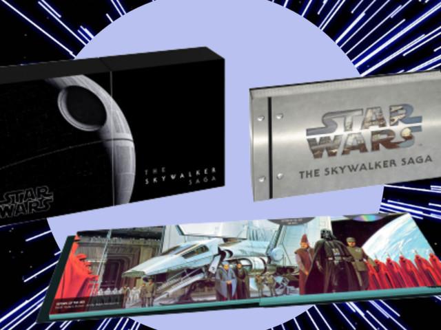 The entire Star Wars Skywalker Saga 4K Blu-ray set is $50 off