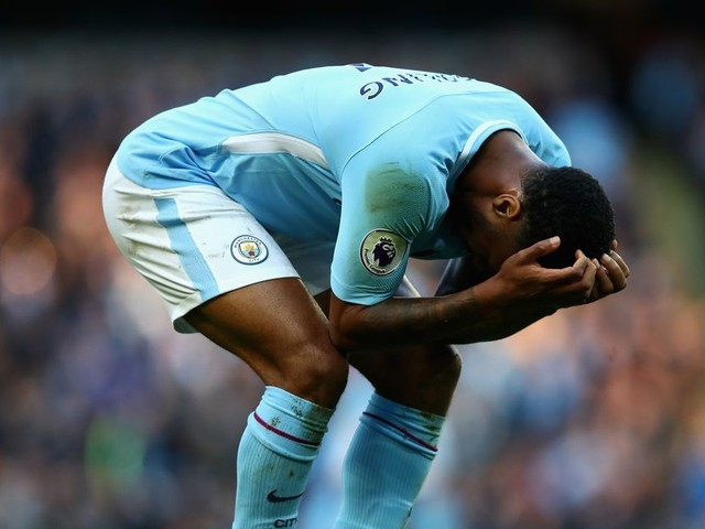 Man City forward Raheem Sterling is forcing a change