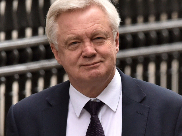 Tory And DUP MPs Comes To David Davis' Rescue Over Brexit Impact Assessments