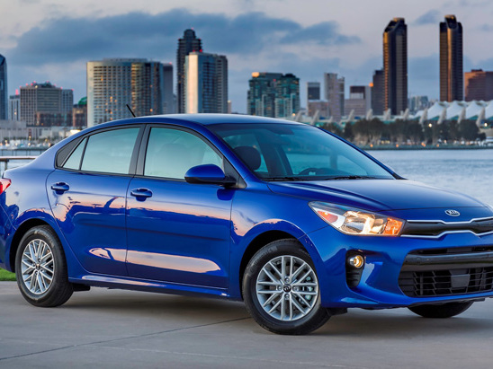 Updated 2018 Kia Rio Priced From $13,900 in the US