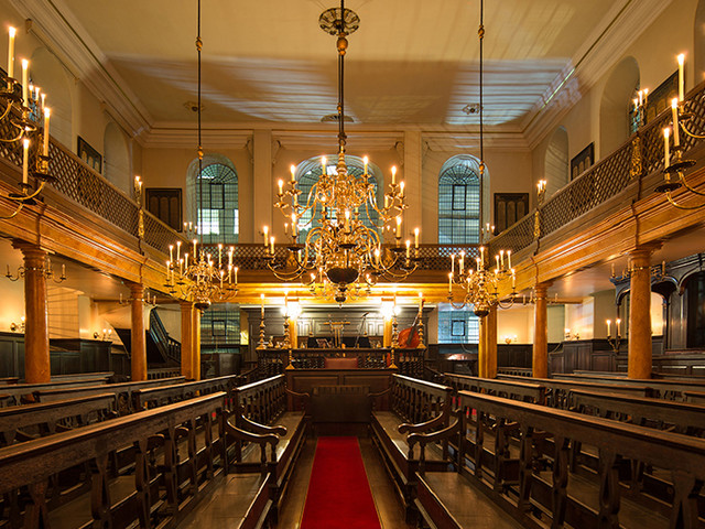 Visit Europe's oldest continually used Synagogue