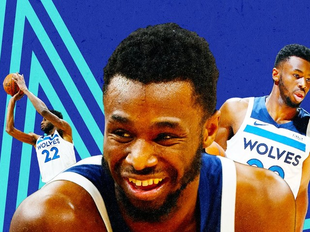 How Andrew Wiggins saved his NBA career