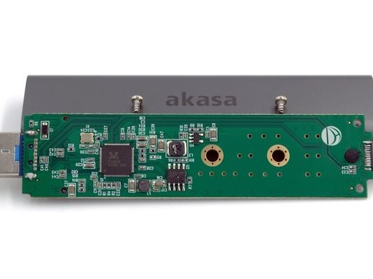 Akasa M.2 SSD Enclosures Reviewed: Giving Spare Drives a New Lease of Life