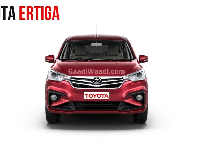 Scoop – Toyota Ertiga MPV India Launch Likely By August This Year