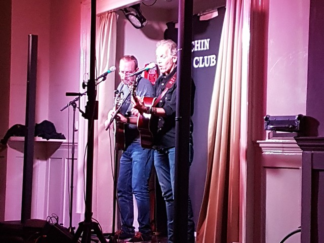 State Of The Union: Sun Hotel, Hitchin – live review