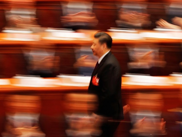Cracks may be starting to show in Xi Jinping's absolute rule over China due to Trump's trade war