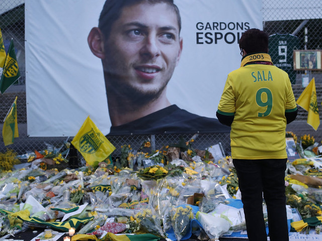 Emiliano Sala's Father Describes Anguish After Missing Footballer's Plane Wreckage Is Found