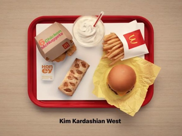 Celebrity QSR Order Commercials - The McDonald's 'Famous Orders' Ad will Air During the Super Bowl (TrendHunter.com)