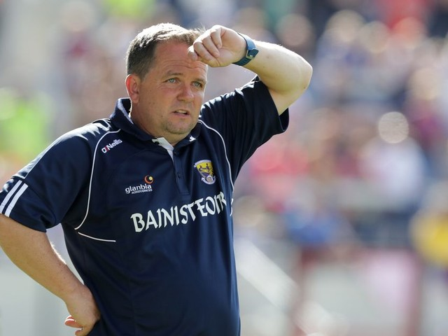 Davy Fitzgerald 'taking a bit of time' to reflect on Wexford future