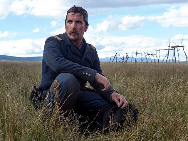 Hostiles Is a Well-Intentioned Downer of a Western