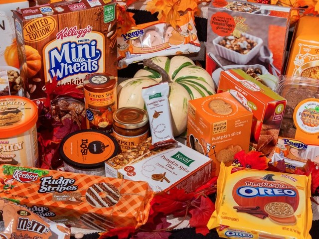We tasted every pumpkin spice product we could find — here's the ultimate ranking
