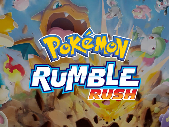 Travel and Explore in the New Pokémon Rumble Rush