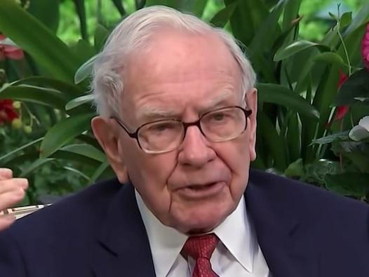 Warren Buffett won't be following Jeff Bezos and Richard Branson into space — he ruled out a rocket trip 25 years ago