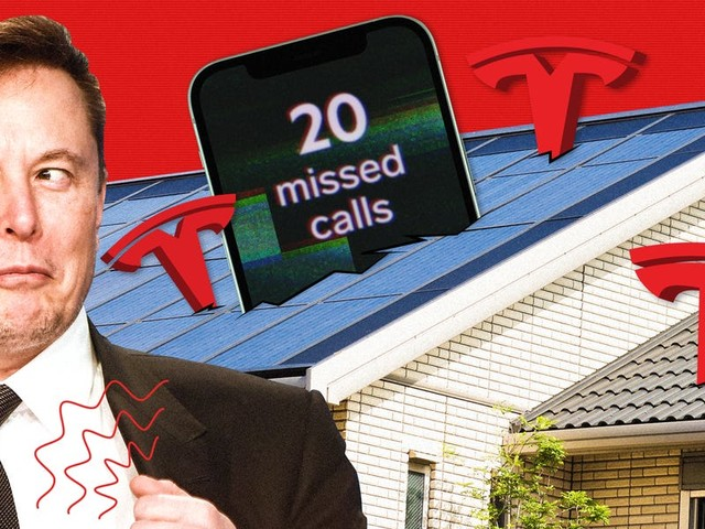 Ghosted by Tesla: Customers say Tesla's ultrasleek, expensive Solar Roofs and panels come with nightmare customer service, often leaving them with unanswered calls and emails for months on end