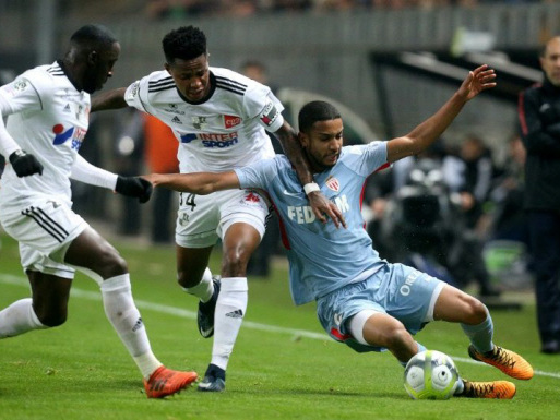 Champions Monaco slip up
