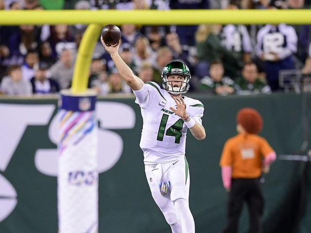 How Sam Darnold makes the Jets offense an actual threat