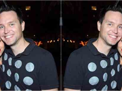 Who Is Mark Hoppus' Wife? New Details On Skye Everly Hoppus