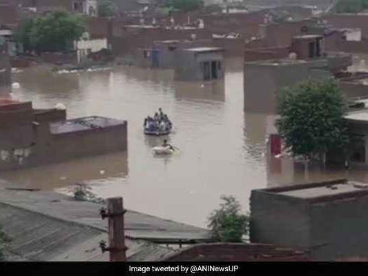 27 Dead As Heavy Rains Lash Uttar Pradesh