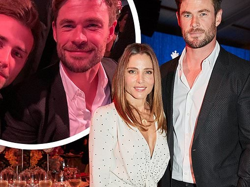 Chris Hemsworth opens up about 'incredible' charity event