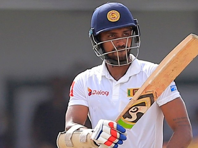 Mathews, Gunathilaka, Mendis among runs in drawn encounter