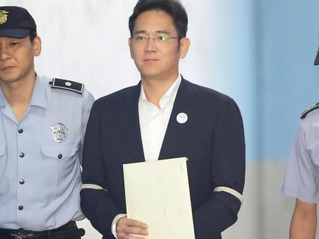 South Korea court jails Samsung vice chairman for five years