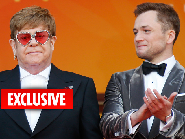 Elton John burst into tears at Rocketman premiere after watching emotional biopic Cannes Film Festival for the first time