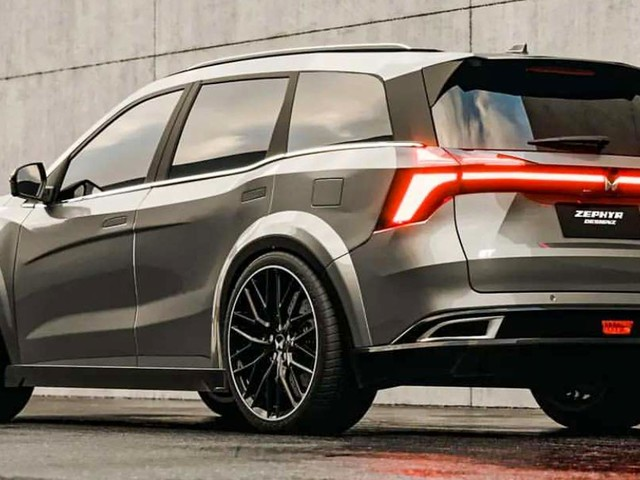 Mahindra XUV700 GT Render – Oomph, Power And Poise Exemplified