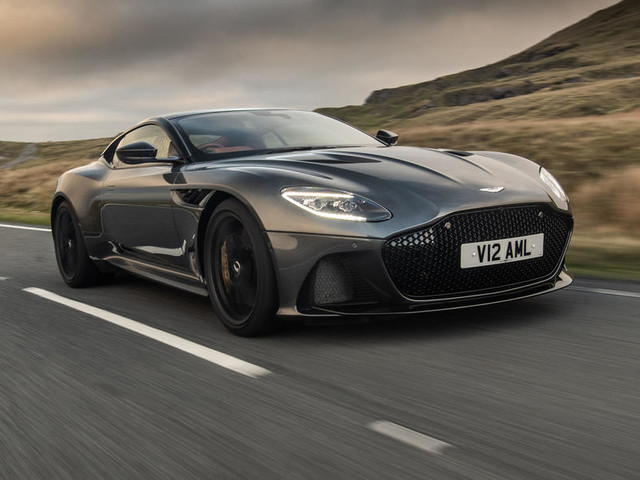 Opinion: Aston Martin's prospects are starting to look up