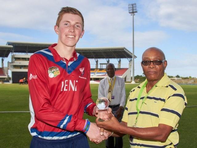 Kent enjoy Caribbean success after difficult winter