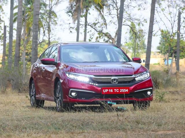 87% Of Honda Civics Sold In 2019 In India Were Petrol Versions