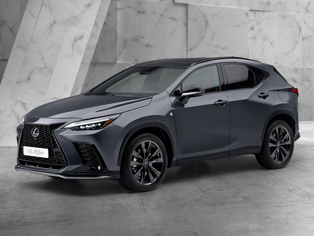 New 2021 Lexus NX: firm's first plug-in hybrid brings 302bhp