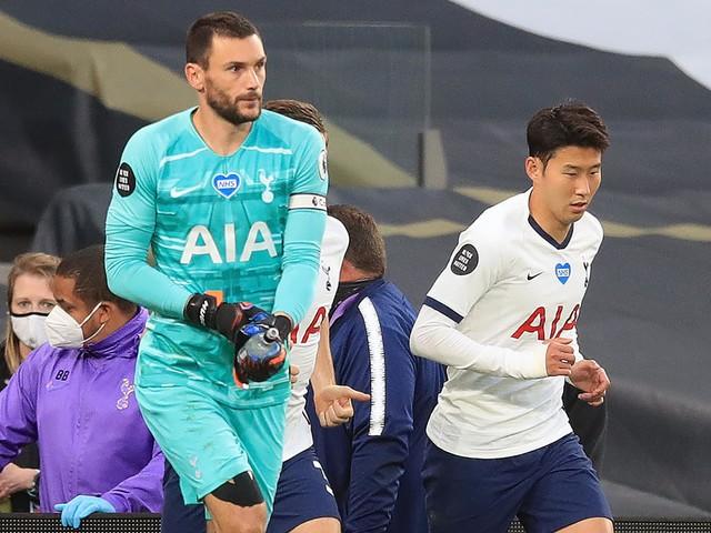 Lloris-Son Tottenham bust-up reminds Dimitar Berbatov of Manchester United glory days